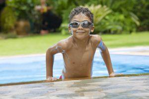 Summertime and Swimmer's Ear