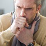 Man coughing   Sacramento ENT