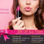 25% off all fillers Advertisement | Sacramento ENT